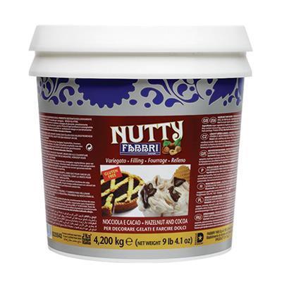 Nutty Hazelnut and Cocoa 4,2 kg